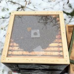 No condensation under a well-insulated Perspex crown board