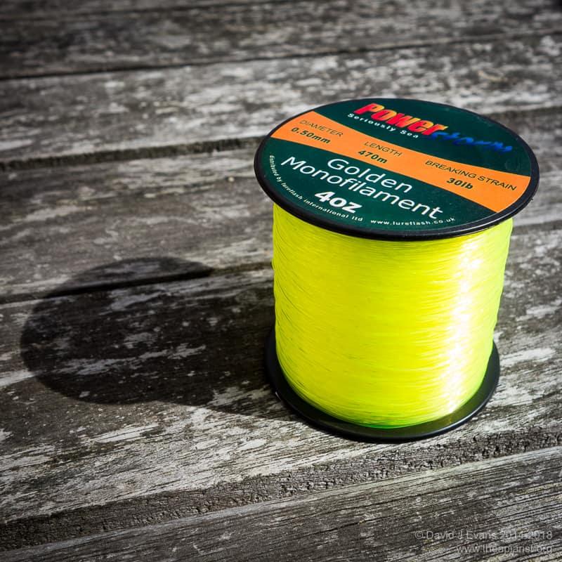 Lurid yellow 15kg mono ...