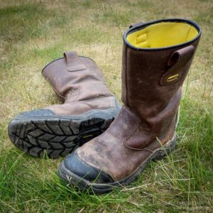 Stanley Rigger boots