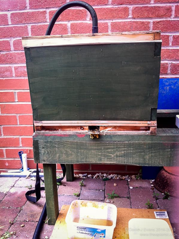 Steam wax extractor - The Apiarist