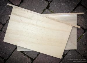 National hive dummy boards DIY
