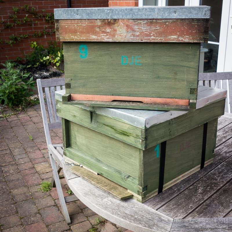Bait hives