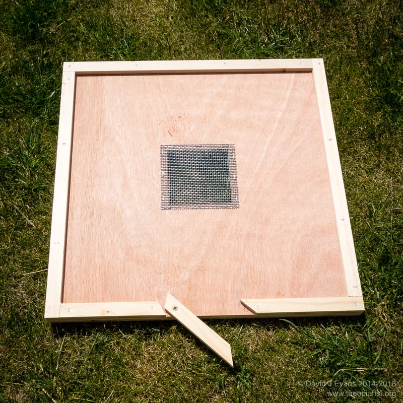 Split board