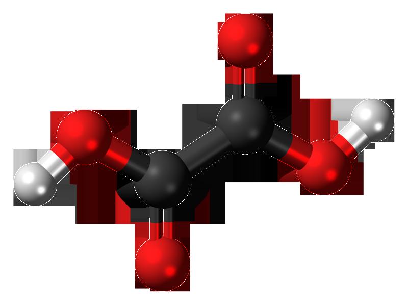Oxalic acid ...