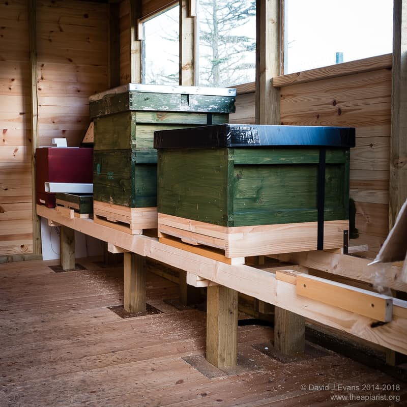 Hive Stand Designs : Diy archives the apiarist