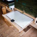 Varroa tray ...