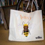 Busy bee bag ...