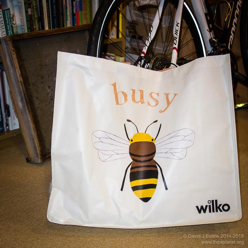 Well known The bee bag - The Apiarist AA81