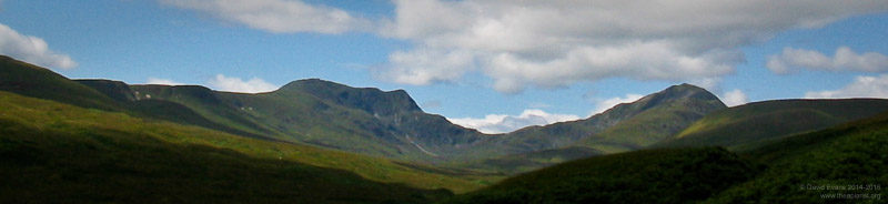 Stuc a' Chroin and Ben Vorlich ...