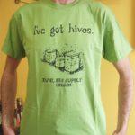 I've got hives