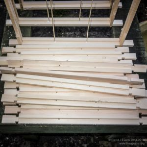 Predrilled top bars