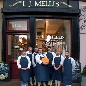 I.J. Mellis the cheesemonger - from the excellent cheesechap.com