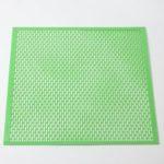 Plastic lay flat QE