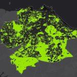 Edinburgh ... 49% green space