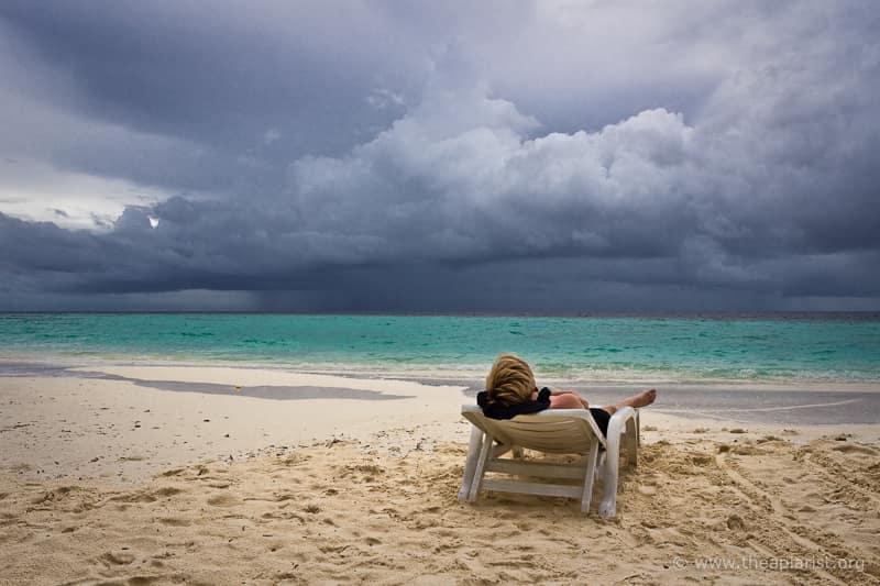 Stormbathing